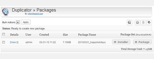 duplicator-package-installer-nasil-yapilir-Domain Değiştirme