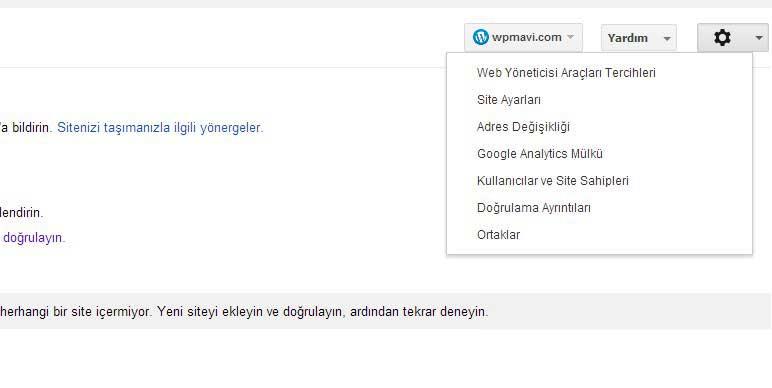 wordpress-domain-tasima-Domain Değiştirme