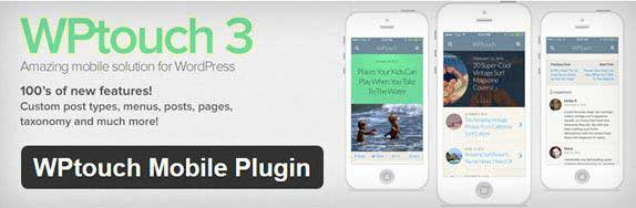 wordpress wptouch mobile eklentisi