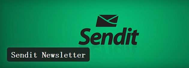 Sendit Newsletter Otomatik Mail Gönderme Eklentisi