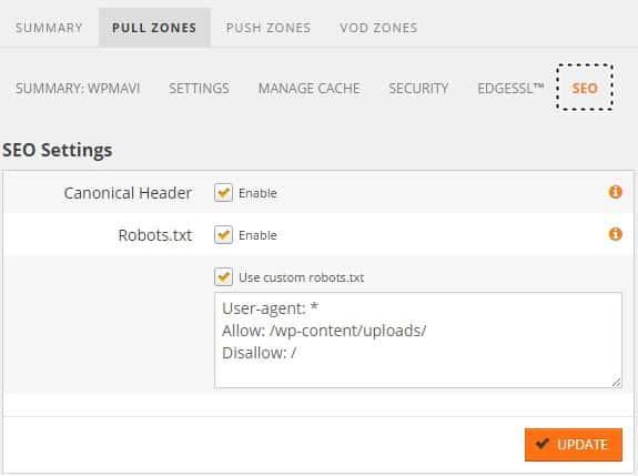 CDN Kullanımı SEO Ayarları - WordPress MaxCDN