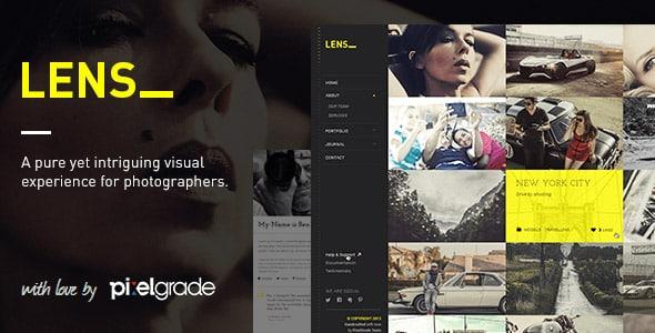Wordpress Fotoğraçılık Teması - en iyi wordpress temaları