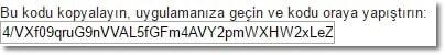 Wordpress yedek alma google drive kodu