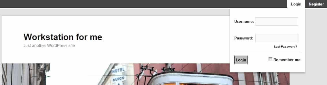 Wordpress Üyelik Eklentisi - Ajax Login Eklentisi - Giriş Paneli