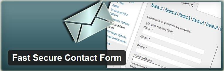 Fast Secure - WordPress İletişim Formu Eklentisi