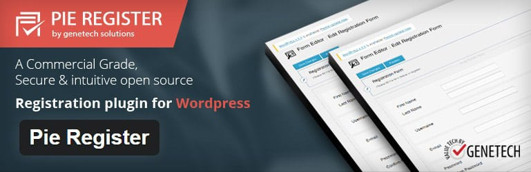 Wordpress Pie Reister Üyelik Eklentisi