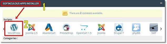 Blog Nasıl Açılır Softaculous Apps İnstaller