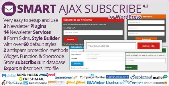 Wordpress Ajax Abone Ol Bileşeni - sidebara abone ol formu - wordpress abone ol formu
