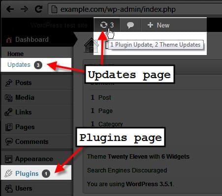 Wordpresss Admin Paneli Yavaş - Günvelleme Çözümğ