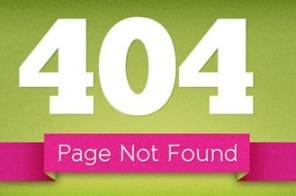 wordpress 404 sayfaları anasayfaya yönlendirme