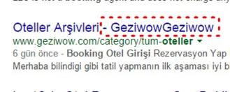 google'da yazı başlıklarım 2 defa çıkıyor - safa başlıklarım iki defa çıkıyor - wordpress çift başlık sorunu