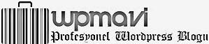 wpmavi.com'da alınmıştır. sitenin logosudur.