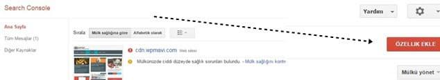 Wordpress SEO için Sİteyi Google'a Kaydetmek