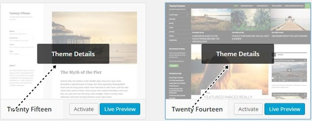 tema nasıl silinir - blog açtıktan sonra ilk yapılması gerekenler kullanılmayan temaları silmek