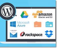 Wordpress Yedek Alma Eklentisi Arka Plan