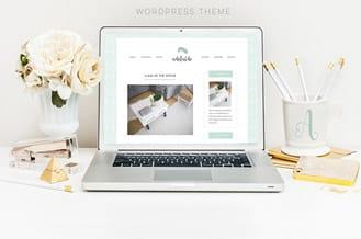 Wordpress kadın teması - wordpress kadın temaları