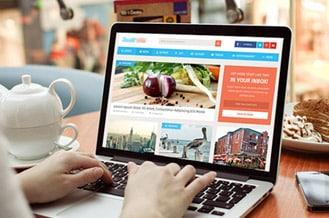 Wordpress sosyal medya teması - wodpress sosyal ağ teması