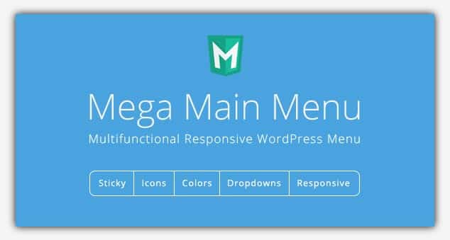 Mega Main Menu - WordPress Menü Eklentisi