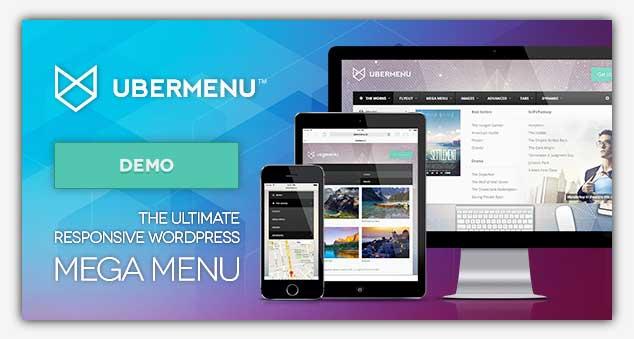 UberMenu - WordPress Menü Eklentisi