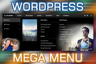 WordPress Menü Eklentileri