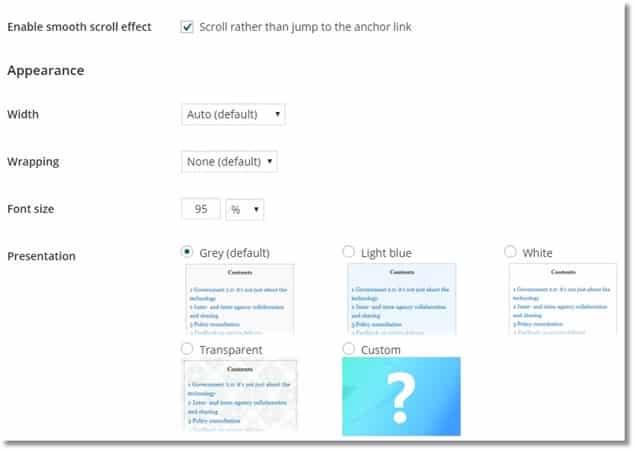 Wordpress Yazı İçinde Link Verme Toc Ayarları