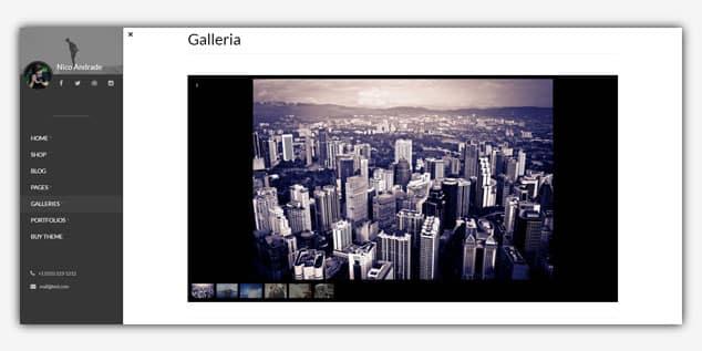 Tography - (WordPress Fotoğrafçılık Teması)