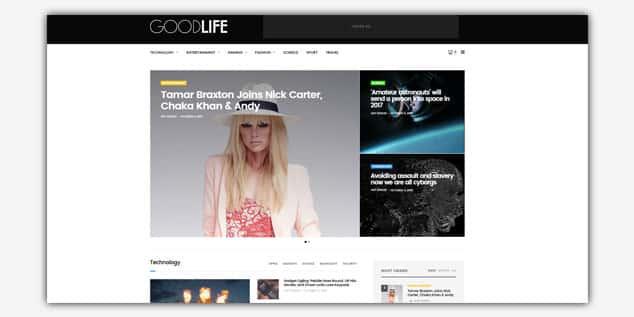 Wordpress Adsense Teması - GoodLife
