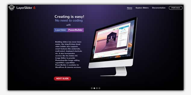 LayerSlider - (WordPress Slider Eklentisi)