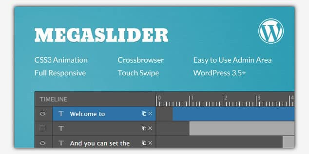 Mega Slider - (WordPress Slider Eklentisi)