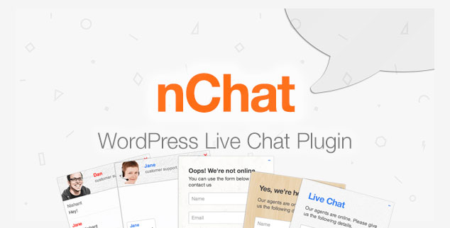 nChat - ( WordPress Canlı Sohbet Eklentisi )