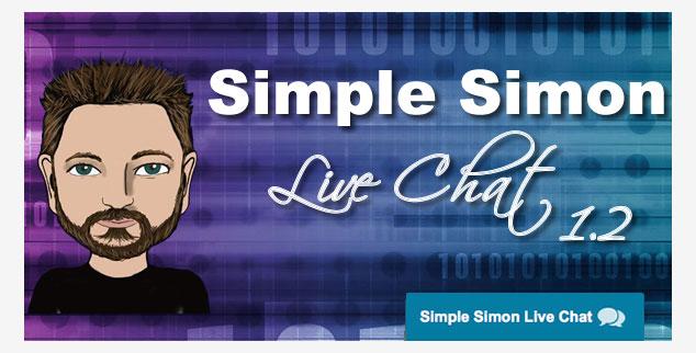 Simple Simon - ( WordPress Canlı Destek Eklentisi )