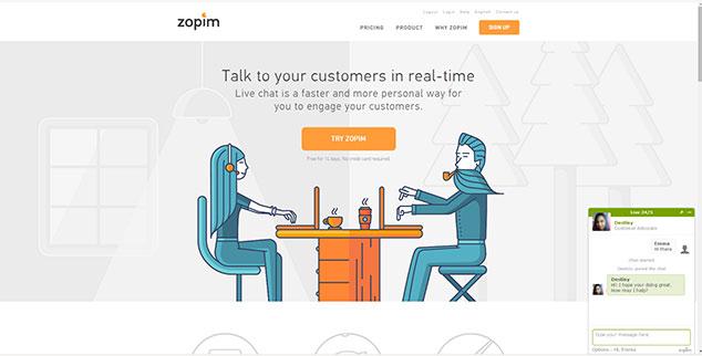 ZenDesk - ( WordPress Canlı Destek Eklentisi )
