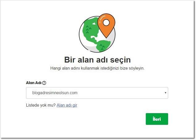 Blog Nasıl Açılır - Alan Adını Hostinge Bağlama