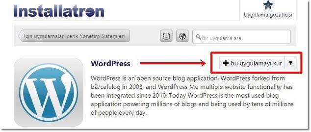 Blog Nasıl Açılır - Blog Oluşturma - WordPress Kurulumu