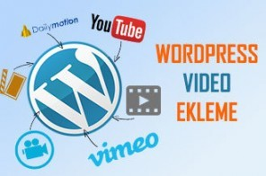 WordPress Video Ekleme