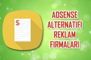 AdSense Alternatifleri