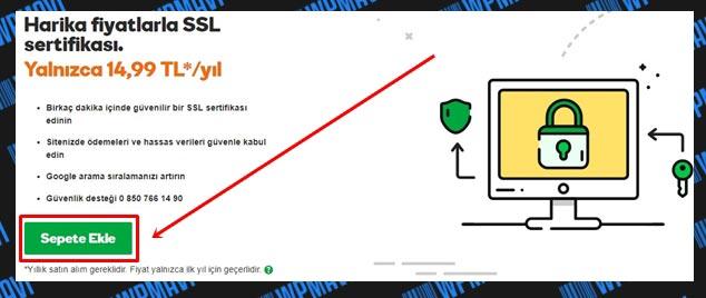 E-Ticaret Sitesi Nasıl Kurulur - SSL Fiyat Tablosu