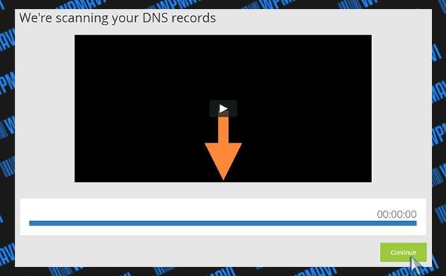 CloudFlare Kurulumu - DNS Taraması
