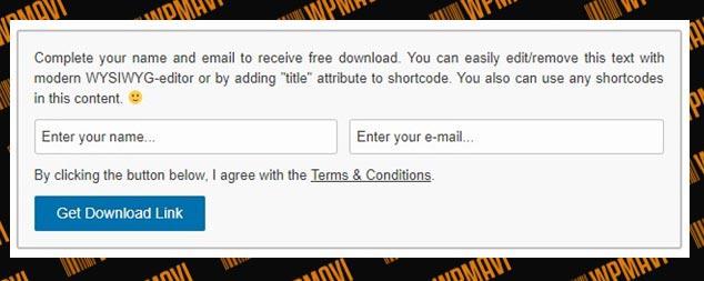 Wordpress Link Kilitleme - İndirmek için Abone Olma Zorunluluğu