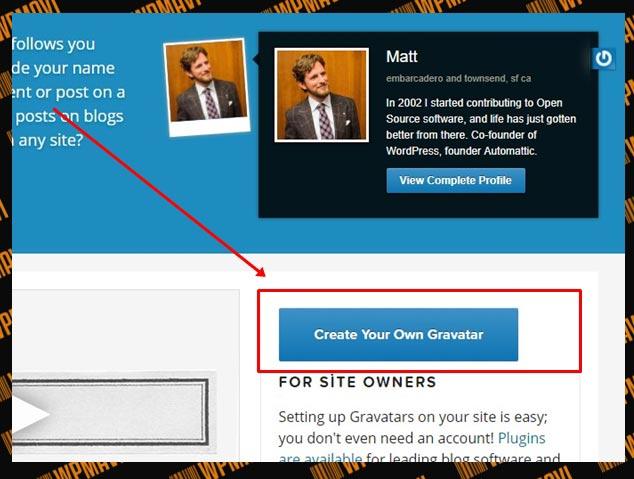 Wordpress Admin Profil Fotoğrafı Eklemek - WordPress Yazar Fotoğrafı Eklemek