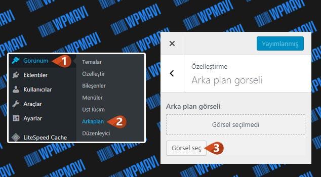 [Resim: wordpress-arka-plan-degistirme-arka-plan...stirme.jpg]