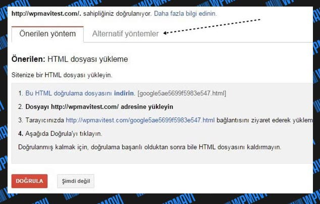 Search Console Alternatif - Blog Yazarak Para Kazanma