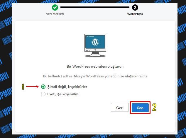 wordpress site nasıl yapılır - wordpress ile site yapımı - WordPress Site Kur Hayır Şimdi Değil