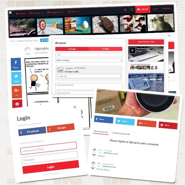 Sosyal Paylaşım Sitesi Kurmak- Ninja Sosyal Medya Scripti