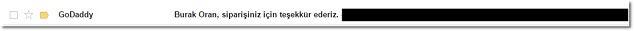Potföy Web Sitesi Kurma - Mail Onayı