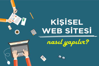 Kişisel Web Sitesi Açmak