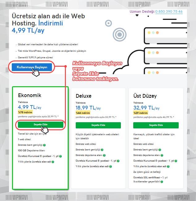 Kişisel Web Sitesi Kurmak - Hosting Seçenekleri
