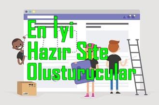 Online Hazır Web Sitesi Programları