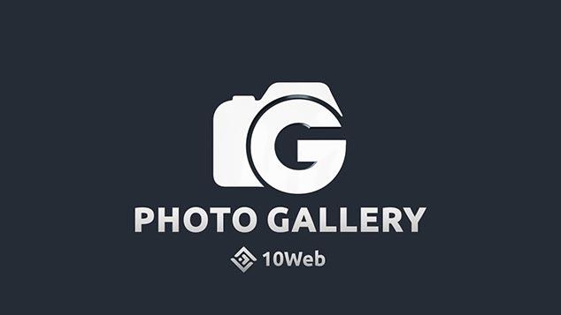 10Web Photo Gallery - WordPress Galeri Ekleme Eklentisi