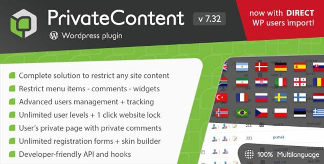 Private Content - WordPress Üyelere Özel İçerik Eklentisi